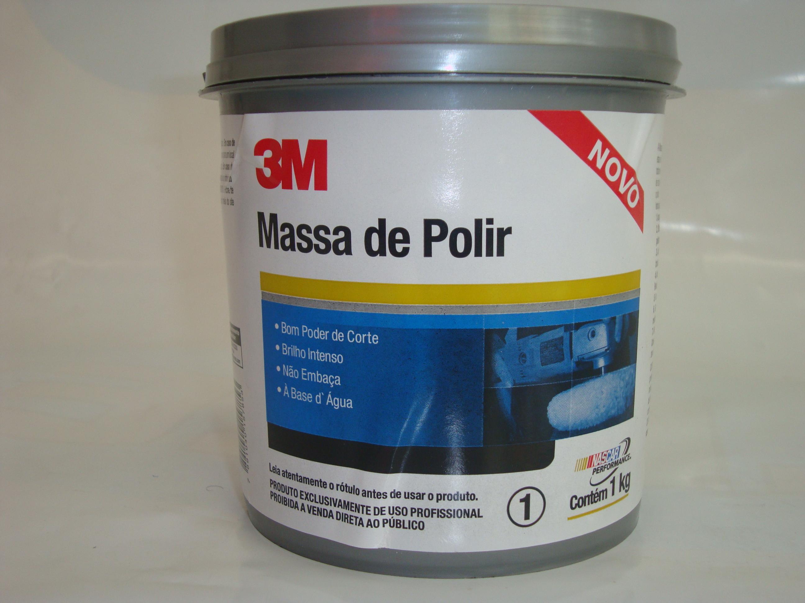 MASSA DE POLIR 1KG 3M. #144274 2592x1944